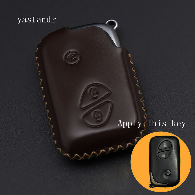 Image 5 - Car Key Cover For Lexus CT200H GX400 GX460 IS250 IS300C RX270 ES240 ES350 LS460 GS300 450h 460h Shell Case Interior Accessories-in Key Case for Car from Automobiles & Motorcycles