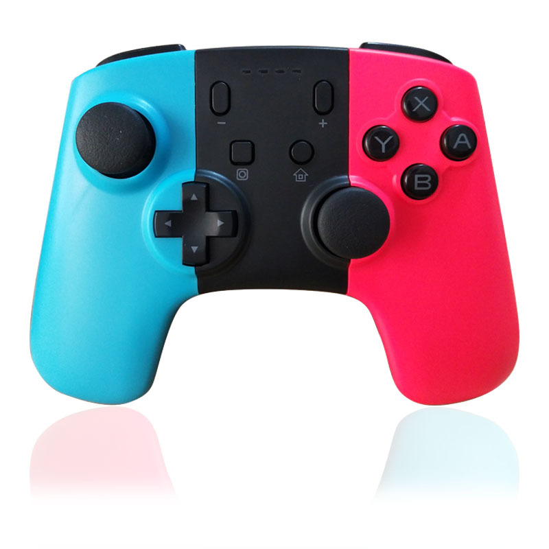 цена на Wireless Bluetooth Gamepad for Nintend Switch NS Game Controller Joystick for PC Games Joystick for Android Phone Handle Remote