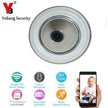 YobangSecurity Wireless Wifi IP Camera 720P Waterproof Security Camera IR CUT Night Version Motion Detection Alarm