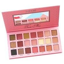 21 Color Beauty Eyeshadow Palette Make up Palette Matte Shimmer Pigmented Eye Shadow Powder недорого