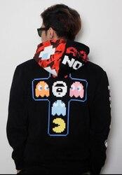 New boys game pac man hoodie men sweatshirts novelty hip hop sweatshirts mens fashion wear hoodies.jpg 250x250