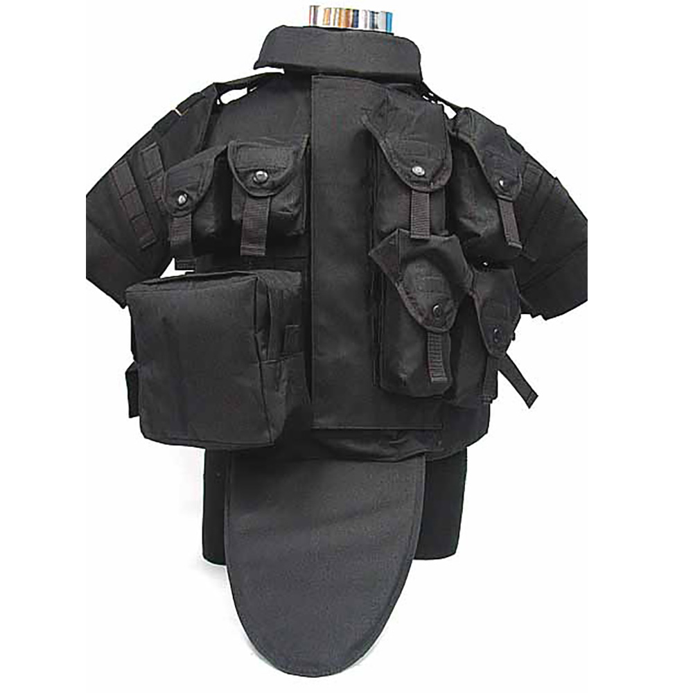 Colete Tatico OTV Tactical Vest Outdoor Military Tactical Vest Army Polyester Airsoft War Game Hunting Vest For Camping Hiking protective outdoor war game military tactical full face shield mask black