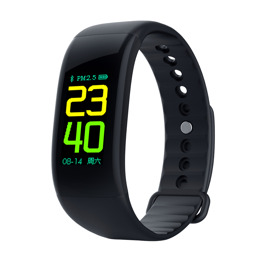 Fitness Tracker Cycling, message storage,Activity Tracker with Heart Rate Monitor, IP67 Waterproof Bluetooth Smart Bracelet N60C