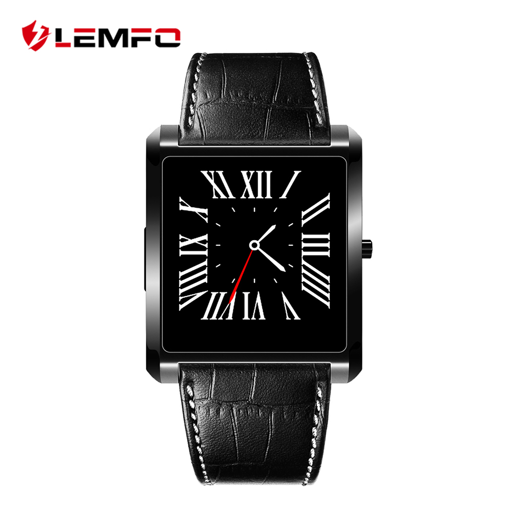 LEMFO LF20 Smart Watch Men Women Wearable Devices Wrist Activity Trackers Heart Rate Monitor MTK2502 for IOS Android Phone