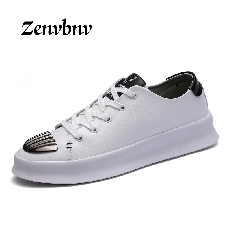 ZENVBNV 2017 autumn New Men Flats Shoes Luxury Fashion mens Casual shoe Comfortable High Quality Genuine Leather Shoes For Man grimentin fashion 2016 high top braid men casual shoes genuine leather designer luxury brand men shoe flats for leisure business