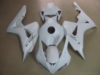 Injection molding top selling fairing kit for Honda CBR1000RR 06 07 white fairings set CBR1000RR 2006 2007 FC09
