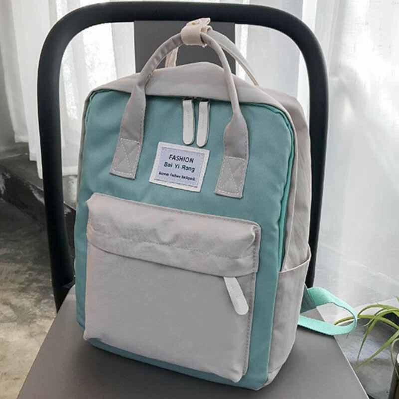 HTB1p2VNKrSYBuNjSspfq6AZCpXaQ Yogodlns Campus Women Backpack School Bag for Teenagers College Canvas Female Bagpack 15inch Laptop Back Packs Bolsas Mochila