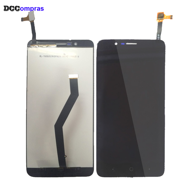 For ZTE Blade ZMax pro Z982 LCD Display Touch Screen Digitizer For ZTE Z982 Screen LCD Display Free Tools