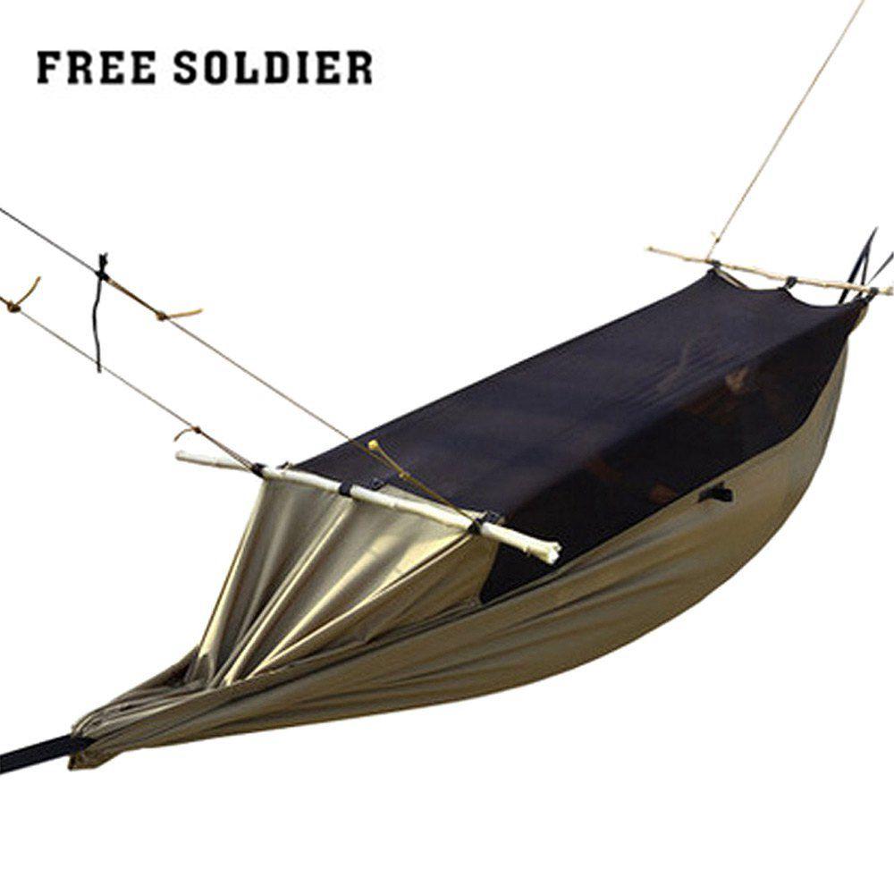 Free Soldier Camping Hiking Outdoor Survivor Portable