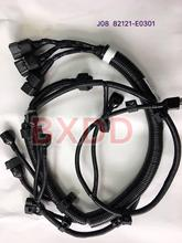 цены на Genuine J08E Engine Wiring Harness for Kobelco Excavator Parts SK330-8 SK350-8 digger parts  в интернет-магазинах
