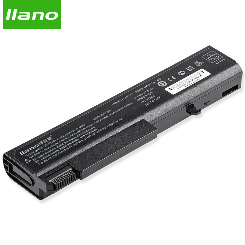 Llano pour HP 6530B batterie d'ordinateur portable ProBook 6530 P 6730B 6535B 6735B 6440b 6450B 6550B batterie 6 core pour Compaq batterie d'ordinateur portable