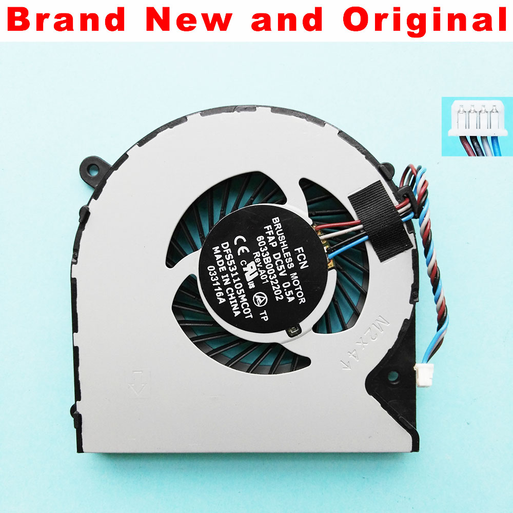 NEW CPU Cooling Fan for TOSHIBA L50 L50D L55 L55D L50-A L50D-A
