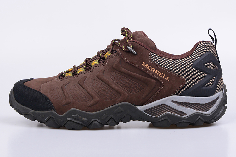 taille 40 46f2a 6ff60 € 57.64  Merrell Professionnel En Plein Air Chaussures de Randonnée  Stabilité Anti dérapant Chaussures Marche Trekking Chaussures Sport Hommes  ...