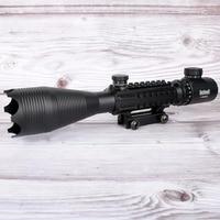 4 16X50 EG Night Vision Scopes Air Rifle Gun Riflescope Outdoor Hunting Telescope Sight High Reflex Scope Gun sight Optics