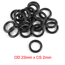 OD23mm*CS2mm NBR rubber o ring gasket seal free freight