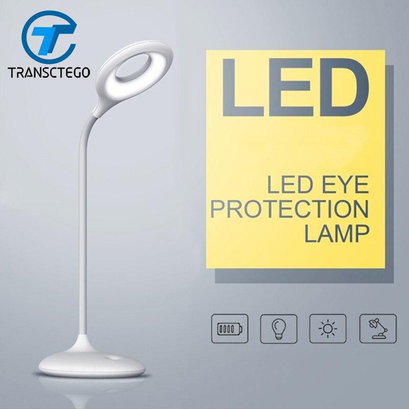 usb charging led desk lamp dimmable table lamp touch sensor led table lamp desk light luminaria de mesa