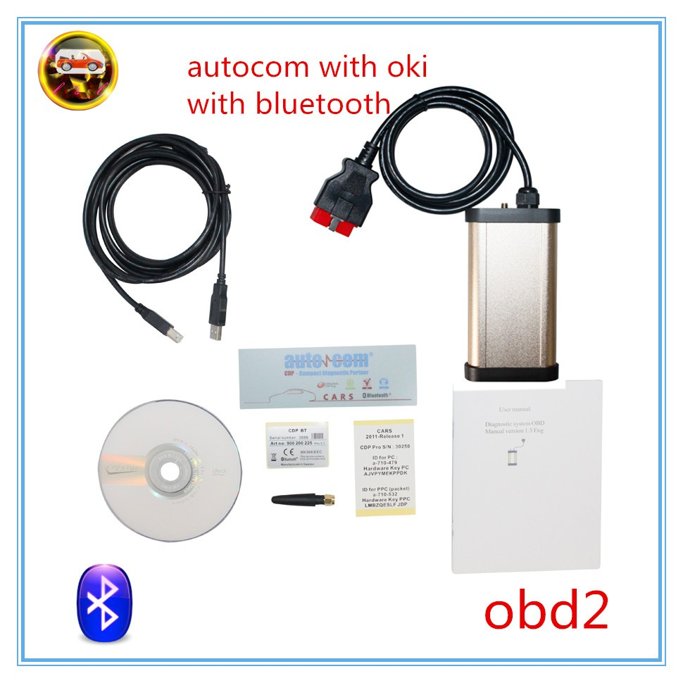 Quality A+ 2014.R2 Keygen cdp pro plus With Bluetooth + oki chip For Multi Brand Cars&Trucks Tcs Scanner by DHL Shipping new arrival new vci cdp with best chip pcb board 3 0 version vd tcs cdp pro plus bluetooth for obd2 obdii cars and trucks