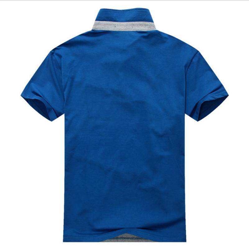 de Nova Lapela dos homens Polos Camisas