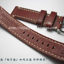Italy Calf Genuine Leather Watchband for Diesel DZ Fossil DW