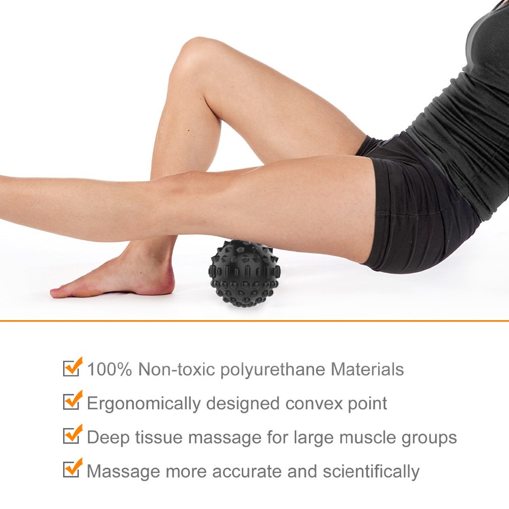 PROCIRCLE Massage Ball for Deep Tissue Massage to Get Relief from Fatigue and Body Pain 3