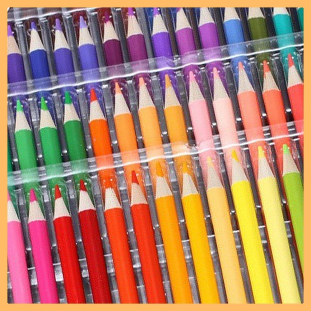 Fashion Genuine 136 oily color pencil painting products logs creative pencils environmental safety school supplies GOOD durable genuine 136 oily color pencil painting products logs creative pencils environmental safety school supplies not