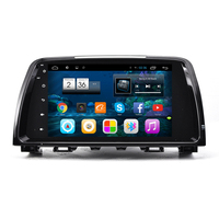 9 Quad Core Android 4 4 1024X600 Car Radio DVD GPS Navigation Central Multimedia For Mazda