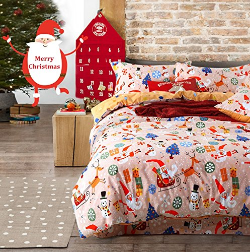 Popular Christmas Bedding-Buy Cheap Christmas Bedding lots ...