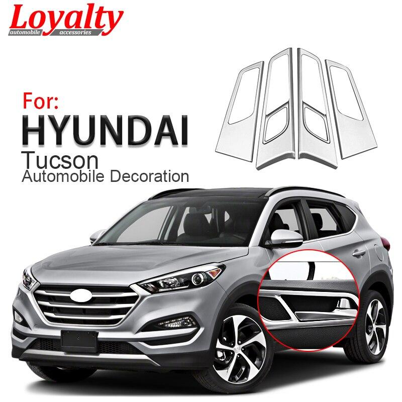 2015 Hyundai Tucson Interior: Loyalty For Hyundai Tucson 2015 2016 2017 Interior Door