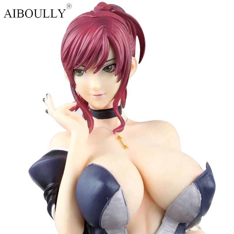32cm Japanese Anime STARLESS love doll sexy Action Figure Girl Ver PVC Figure Lady Toy Clothes can be taken off With Gift box to love ru darkness figure lala satalin deviluke maid ver 1 7 complete figure toy collection anime