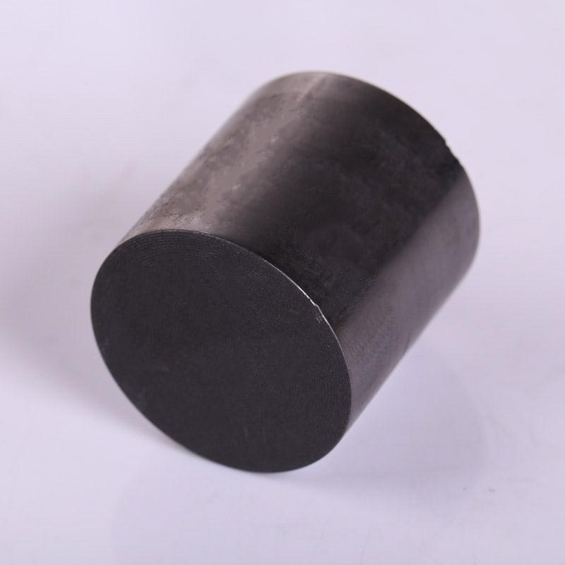 25X25mm Polishing Graphite Crucible Melting Gold Silver Copper Casting Tool