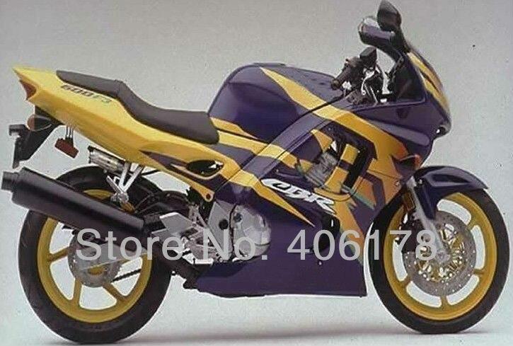 Горячие продаж,97 98 ЦБ РФ 600 F3 обтекатели для Honda CBR600 F3 в 1997 1998 Классика многоцветный Обтекатели (литье под давлением)