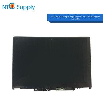 MEIHOU For Lenovo Thinkpad Yoga260 Full LCD Touchscreen Assembly LB125HAN02.2 P/N SD10G56682 FRU 00HN883 LCD Screen With Bezel