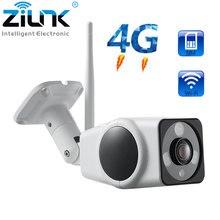 3g 4 г камера сим-карта 2MP 1080 P HD открытый беспроводной Wi Fi IP камера 960 безопасности пуля водонепроницаемый видеонаблюдения