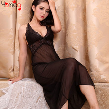 6a7db2b29 Erotic Underwear Sleepwear Dress Lingerie Sexy Erotic Dress Lingerie Hot  Nightwear Honeymoon Sheer Lace Ladies Sexy