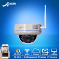 Onvif 2.0 Megapixel Sony Sensor 1080P HD H.264 25fps 30IR Outdoor Vandalproof Wireless WIFI Network Dome Security CCTV Camera