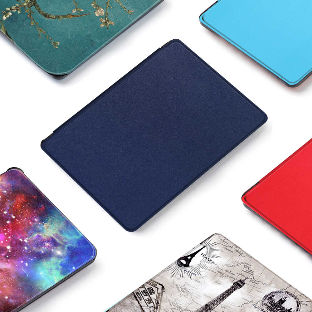 Funda Carcasa para Nuevo Amazon Kindle 10th generación 2019 Released, Slim PU Magnético inteligente Cover case para Nuevo Kindle 2019