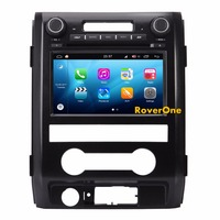 RoverOne S200 Android 8.0 Car Multimedia Player For Ford F 150 F150 SVT Raptor Autoradio DVD Radio Stereo GPS Navigation
