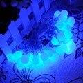 Pilas LLEVÓ Luces De Navidad Al Aire Libre Decoraciones Para El Hogar Guirlande Lumineuse LED Cadena Luces de Hadas Luces De Navidad