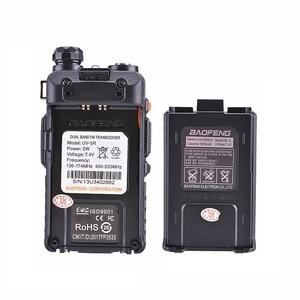 Image 4 - Walkie Talkie BaoFeng UV 5R VHF UHF, 136 174Mhz y 400 520Mhz, Radio bidireccional con banda Dual, Radio Ham, UV5R, transceptor portátil UV 5R 2 uds.