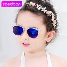 2016 Nouveaux Enfants De Mode lunettes de Soleil Garçons Filles Enfants Bébé Enfant Lunettes de Soleil Lunettes UV400 miroir lunettes En Gros Prix 1007