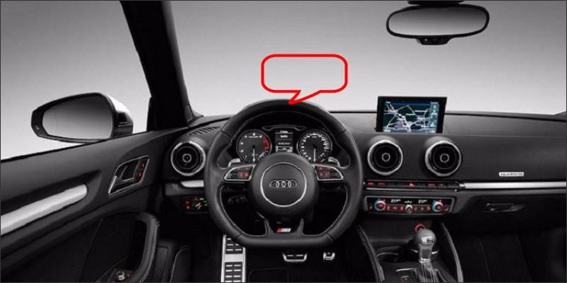 Audi Q5 2016 interior