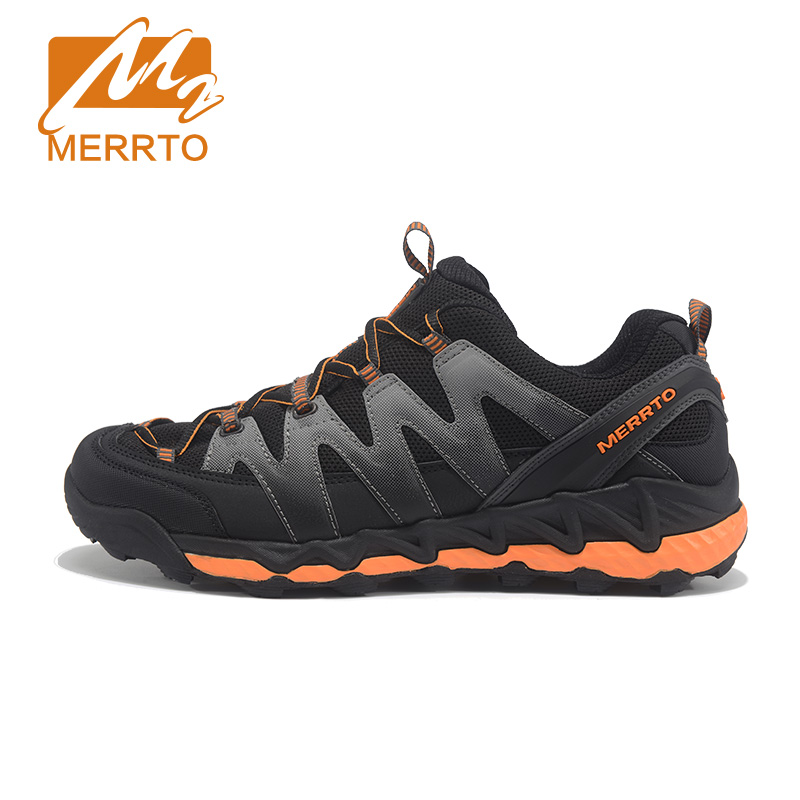 MERRTO Brand Running Shoes Sport Shoes For Men Anti-Microbial Breathable Chaussure Athletic Hommesapatos Masculino #MT18617 blinder m45 x treme