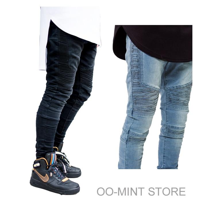 Online Get Cheap Skinny Denim Biker Jeans Joggers -Aliexpress.com ...