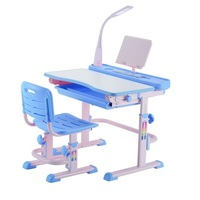 Learning Table Can Be Raised Lowered Pupils Children S Writing Desk Desks And Chairs Set