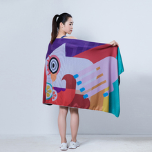 Cold Beach Towel Bamboo Microfiber  Summer Style Printing Camping cooling large towel Quick-Dry High Quality Towels