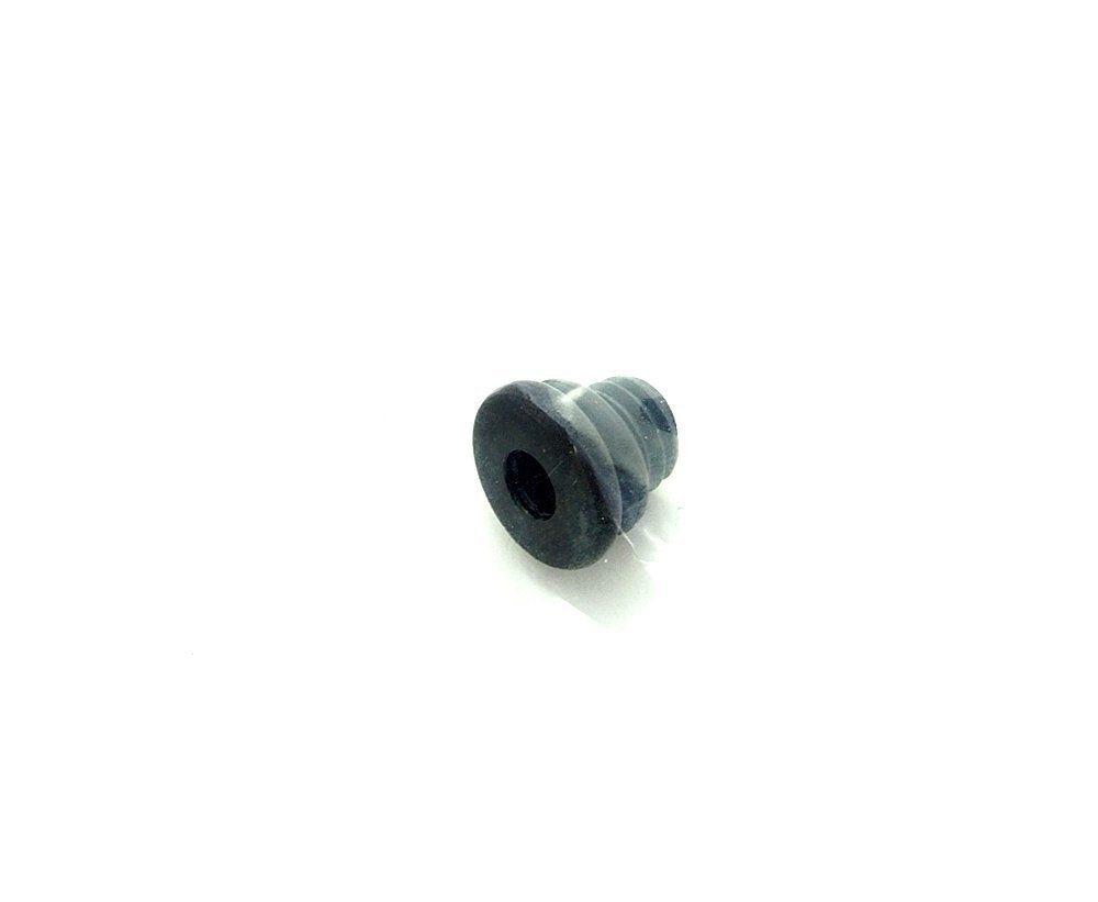 dust caps for Shimano MTB deore xt xtr crankset silver plastic