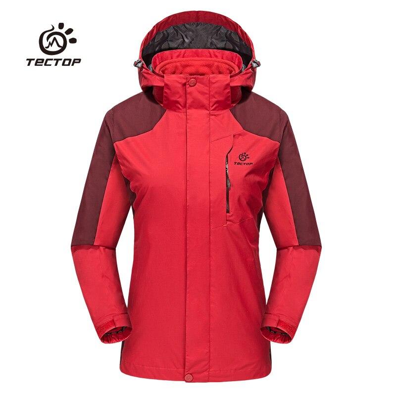 Tahan air Tahan Angin Jaket Atletik Luar Berburu Pakaian Hujan Berkemah  Pakaian Hiking Jaket Gugatan Untuk Wanita Sport Jaket di Hiking Jackets  dari ... be8ec2b1f0