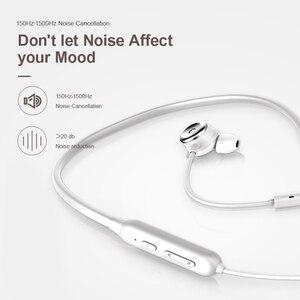 Image 5 - Baseus S15 aktif gürültü Bluetooth kulaklık iptal kablosuz spor kulaklık ANC kulaklık telefonları için Mic ile ve müzik