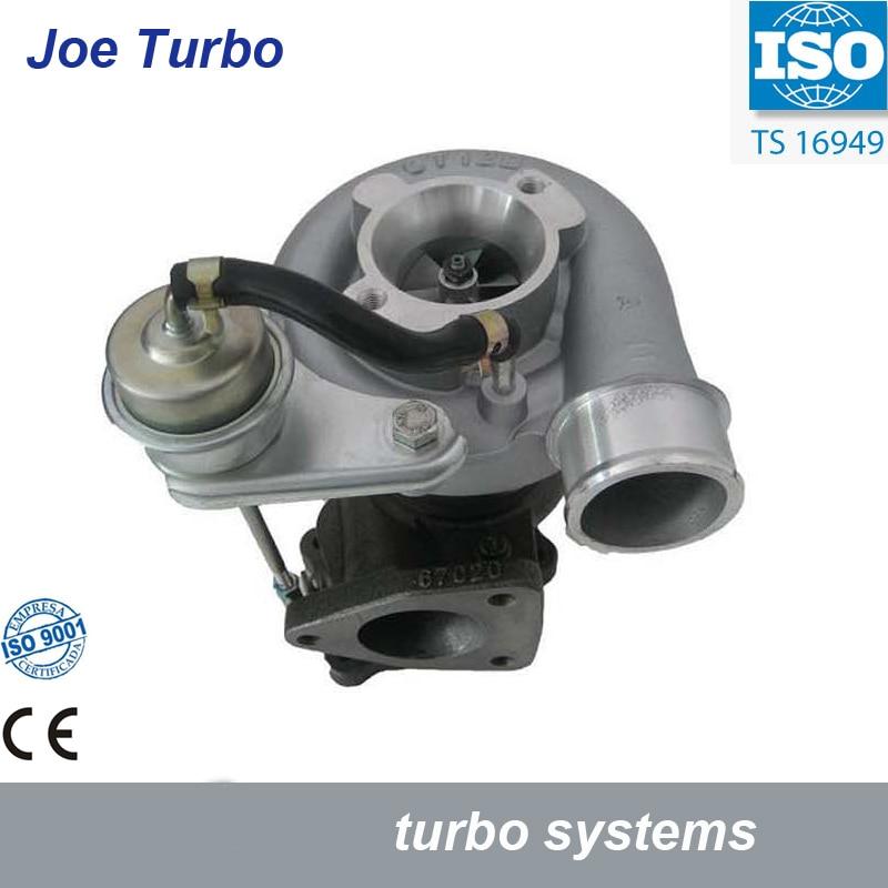 Турбо CT12B 17201-67010 17201-67040 Турбокомпрессор для TOYOTA HI-LUX KZN130 LANDCRUISER TD 1KZ-TE 4-runner 3.0L TD 125HP
