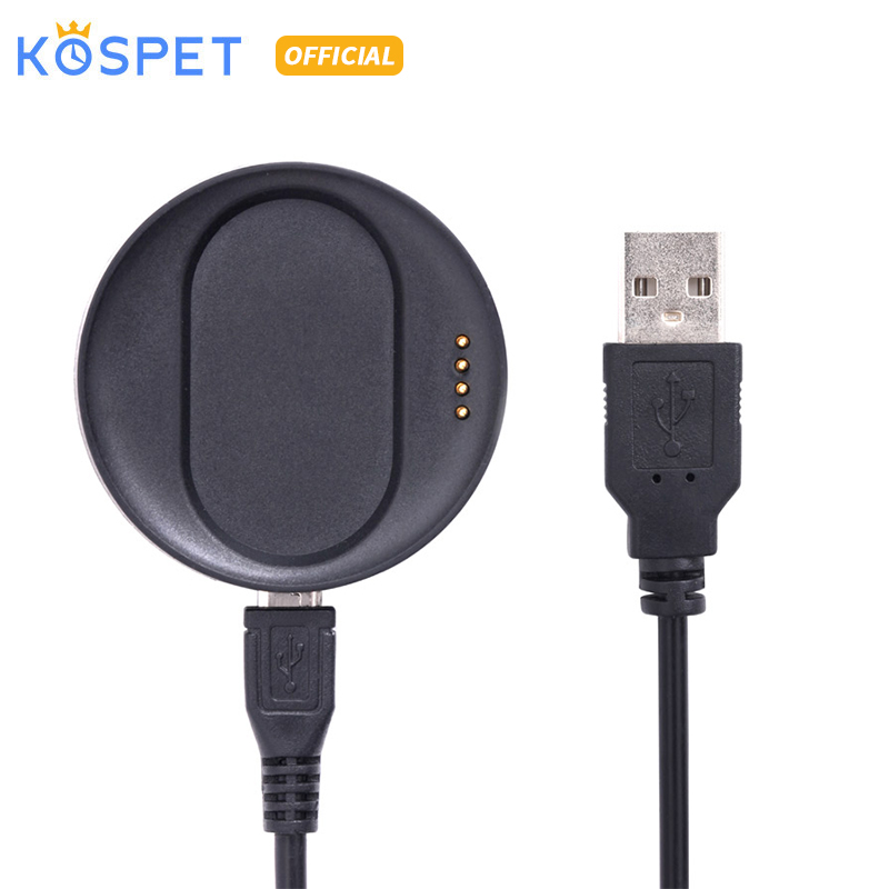 KOSPET Optimus/Optimus Pro Charging Stand Station USB Data Cable Charger Dock Data Line For Kospet Optimus/Optimus Smartwatch